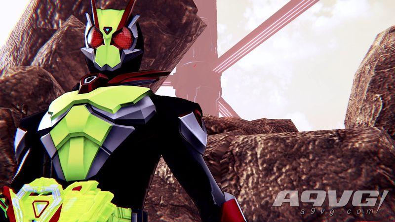 《假面骑士 英雄寻忆》「假面骑士02」游戏截图公开
