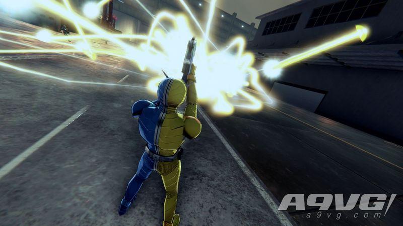 《假面骑士 英雄寻忆》序章试玩影像公开 假面骑士W的潜入作战