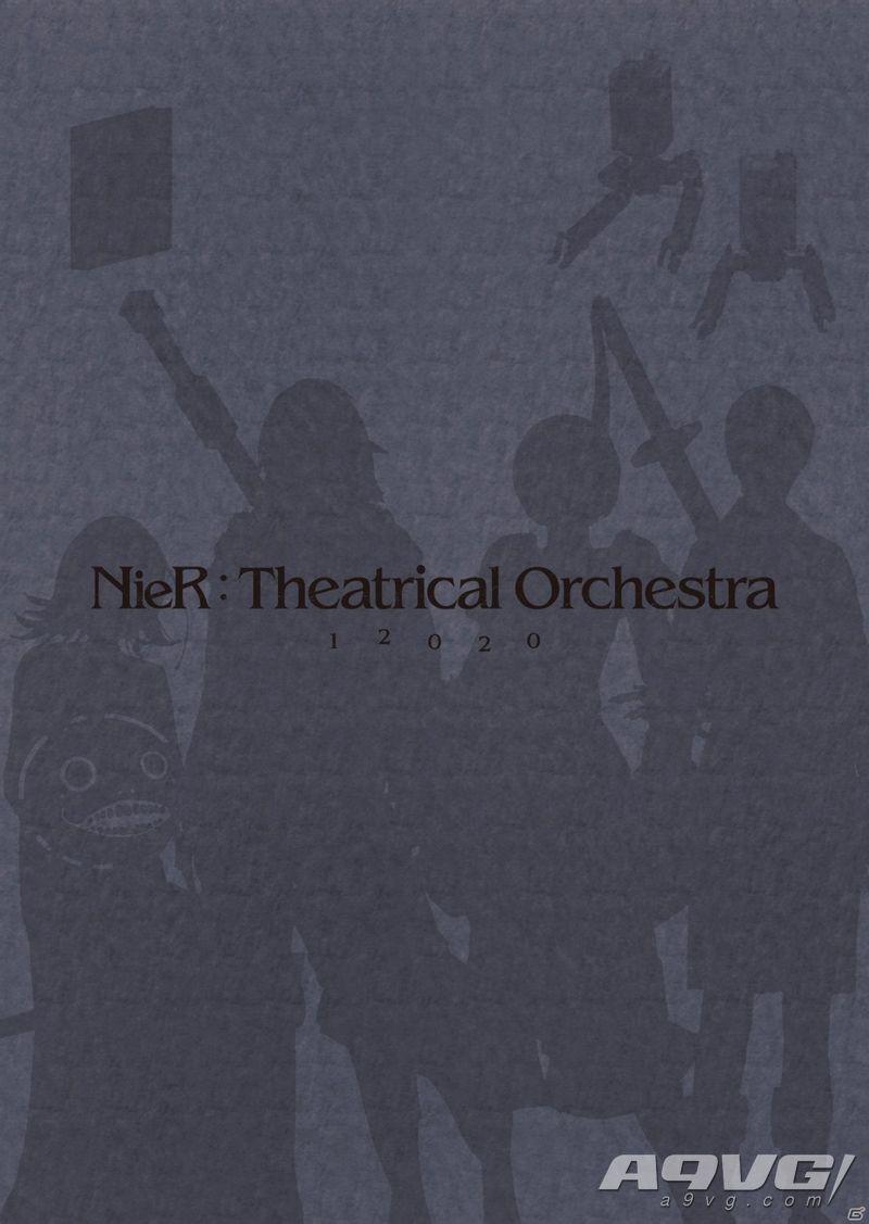《尼尔》系列10周年纪念音乐会蓝光盘将于10月28日发售