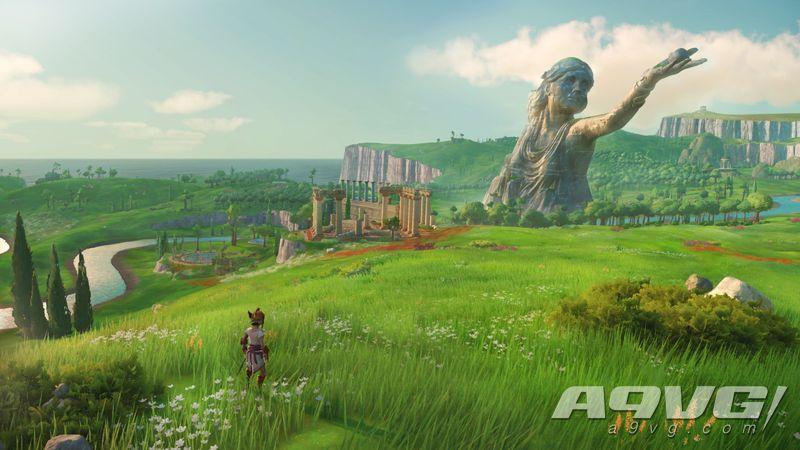 育碧希腊神话RPG《渡神纪》或已更名为《芬尼克斯传说》