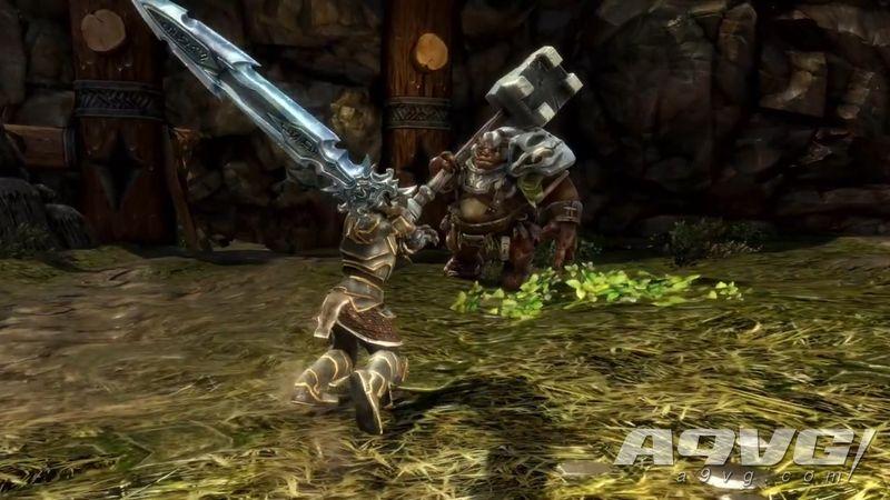 《阿玛拉王国 惩罚 高清版》最新宣传片公开 展示近战游玩风格