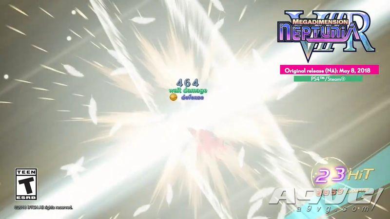 《海王星》系列公布十周年回顾视频 下一作将登陆PS5