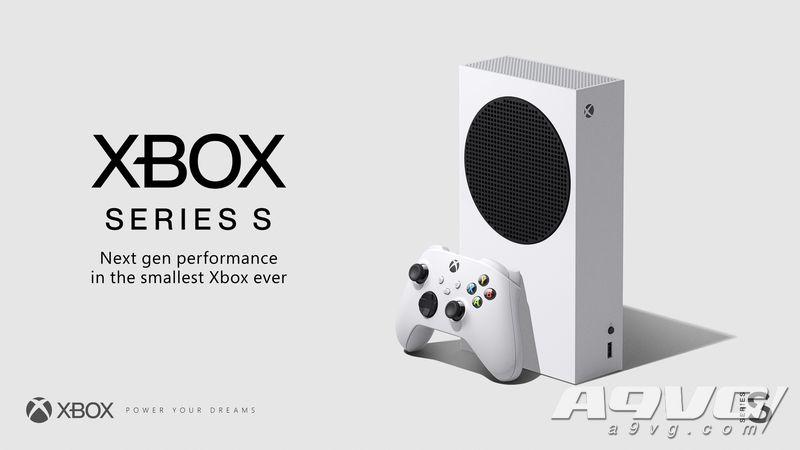 微软正式公开Xbox Series S次世代主机 售价为299美元