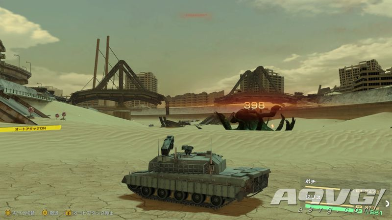 《重装机兵Xeno 重生》评测:用另一种体验重新构筑的末世传记