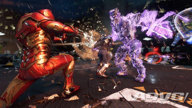 《漫威复仇者联盟》练级攻略 英雄总等级250级速刷大法