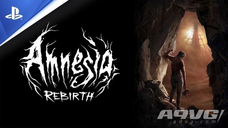 恐怖游戏《失忆症 重生》将于10月20日登陆PS4和PC
