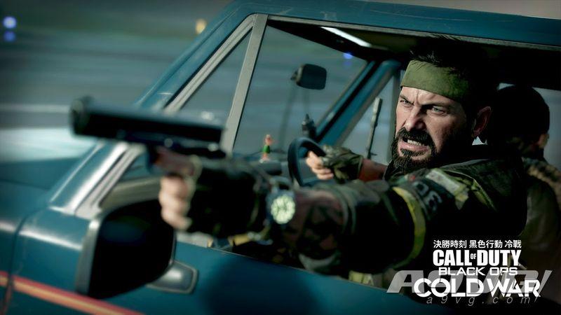 《使命召唤 黑色行动 冷战》战役实机公开 PS4抢先体验多人模式