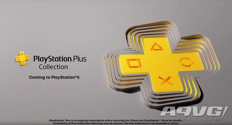 「PS Plus Collection」服务将随PS5发售 收录大量优质作品