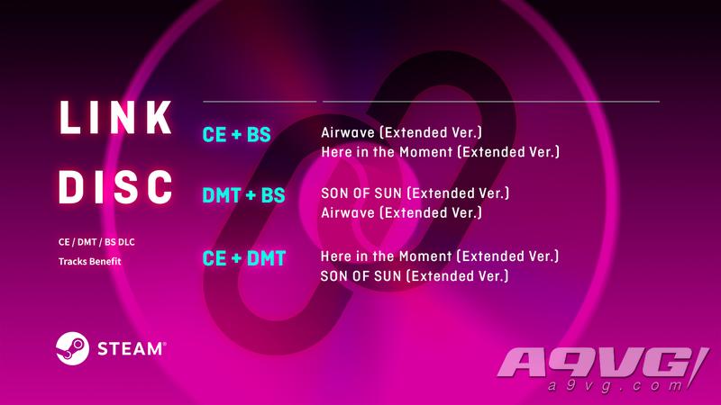 "《DJMAX 致敬V》最新DLC""TECHNIKA三部曲""将于9月24日登陆PC"
