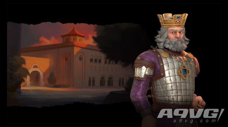 《文明6 新纪元季票》先睹为快拜占庭文明及领袖巴兹尔二世