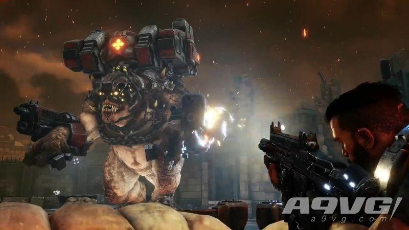 《战争机器 战略版》Xbox版宣传视频公开 杰克确认加入游戏