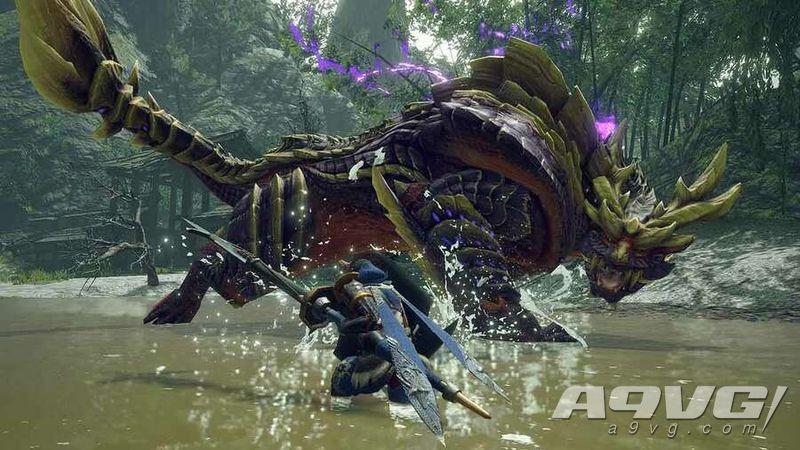 《怪物猎人 崛起》将采用无缝地图 后续同样会推出免费更新