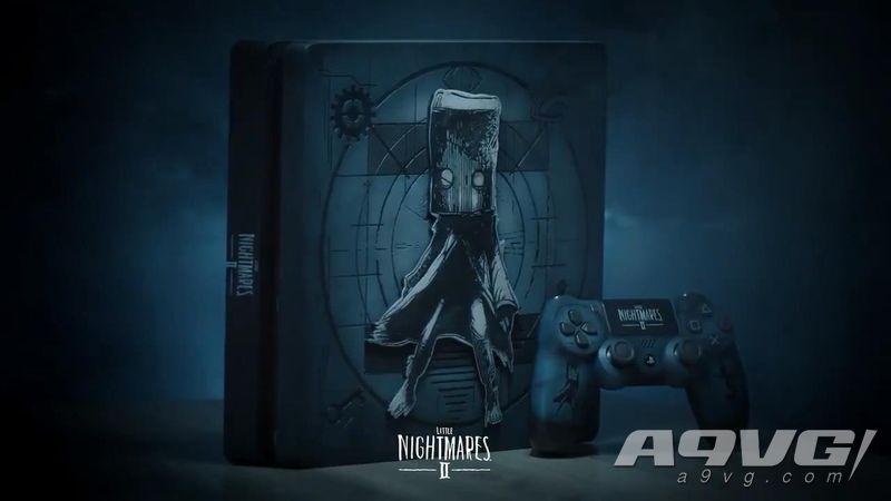 《小小梦魇2》PS4限定机公开 参与官推问答有机会获得