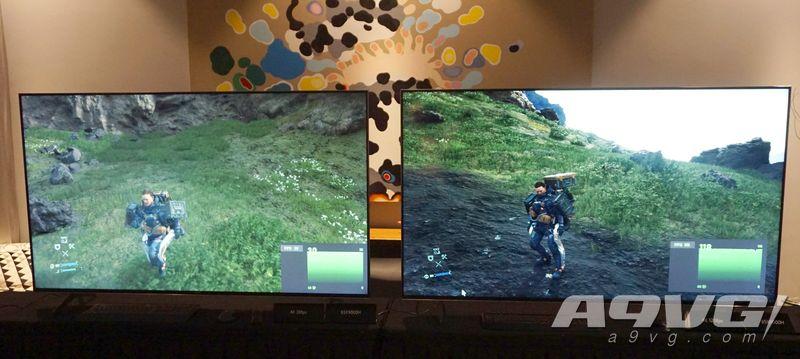 4K+120FPS+HDR/8K+HDR+光线追踪 索尼电视展现王者级视觉体验