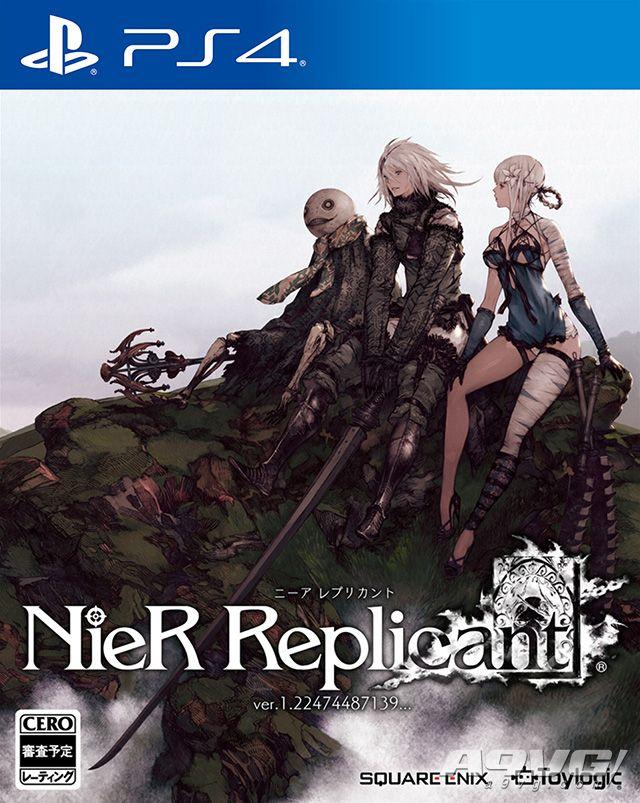 《尼尔 人工生命 升级版》公布发售日 亚洲版将同步推出