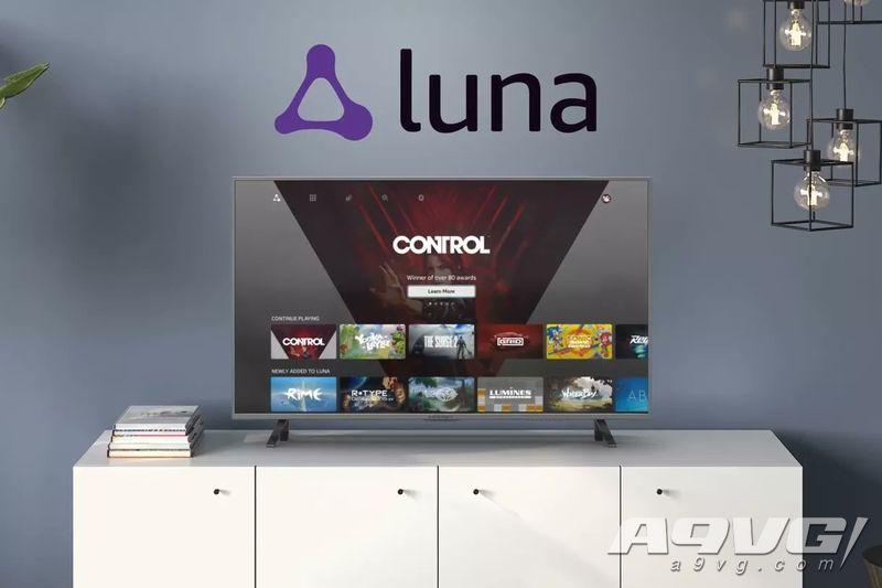 """亚马逊发布全新云游戏服务""""Luna"""" 每月6美元畅玩上百款游戏"""