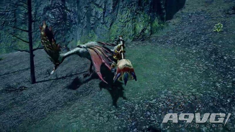 《怪物猎人 崛起》TGS宣传视频公开 少量新画面首次亮相