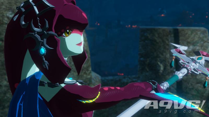 《塞尔达无双:灾厄启示录》实机游玩视频首次公开 全新PV发表