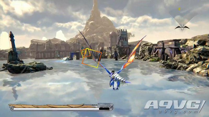 《铁甲飞龙 重制版》PS4版将于9月28日推出 新宣传