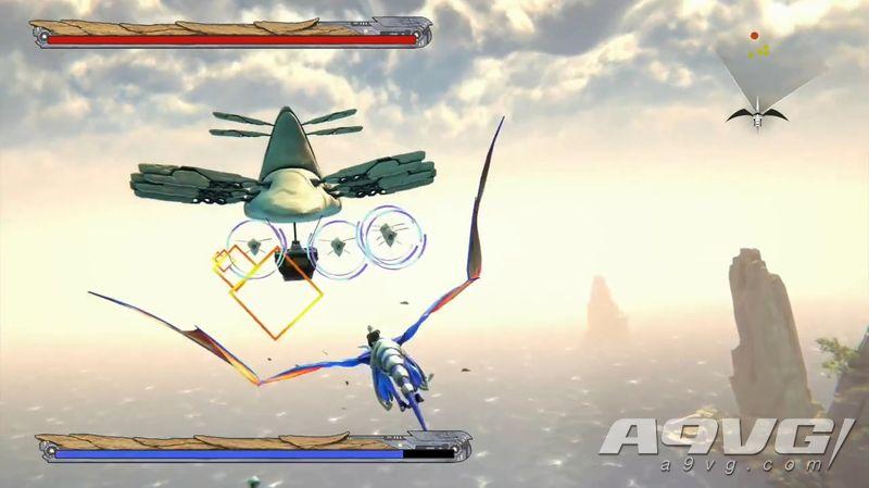 《铁甲飞龙 重制版》PS4版将于9月28日推出 新宣传片公开