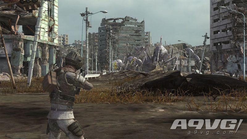 《地球防卫军6》10分钟新演示公开 系列经典敌人