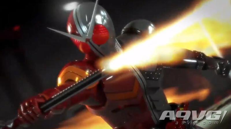 《假面骑士 英雄寻忆》开场CG影像公开 W对抗神秘敌人