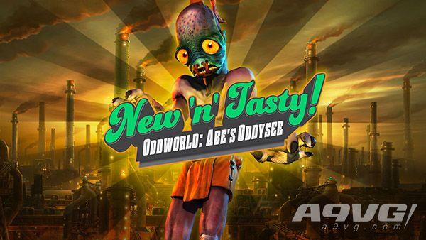 《奇异世界:新鲜可口》Switch版发售日公开 10月下旬发售