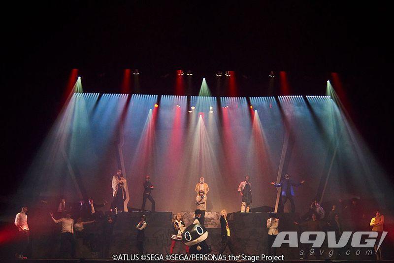 舞台剧《女神异闻录5 the Stage #2》开幕 现场照一览