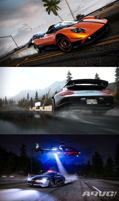 EA上线极品飞车倒计时网站 或为《极品飞车:热力追踪 高清版》