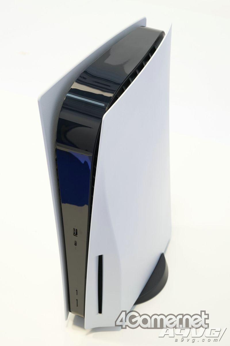 PS5主机日本媒体首次上手体验 多段视频和高清照片公开