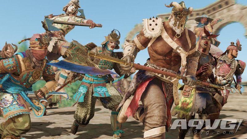 《荣耀战魂》在PS5/XSX上将以4K+60帧运行 通过免费更新强化