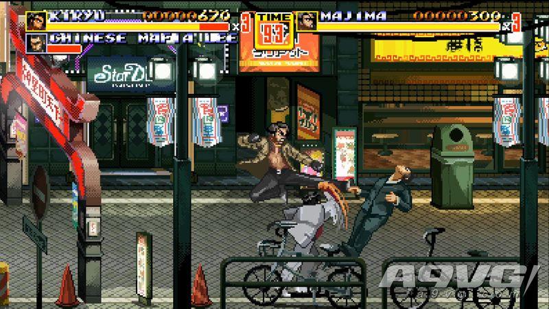 《神室町街头》即将限时免费提供 《怒之铁拳2》《如龙》合体