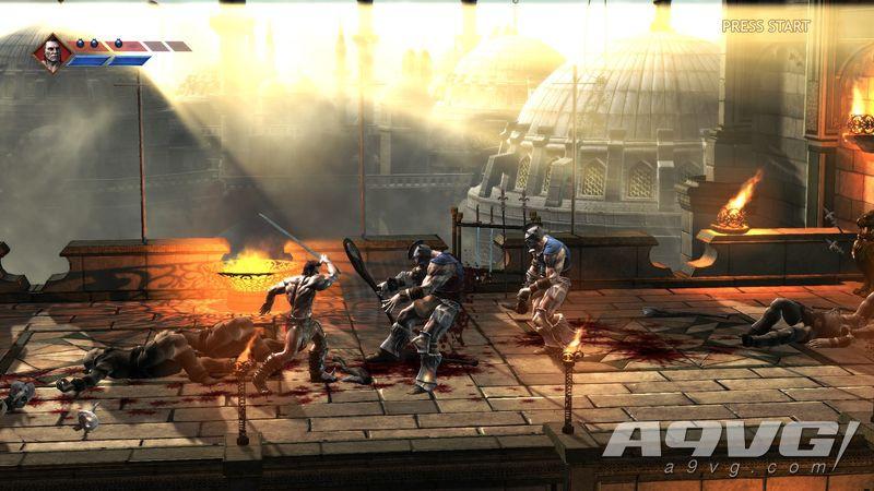 《战斧》2.5D重制版开发原型将在Steam限时免费提供