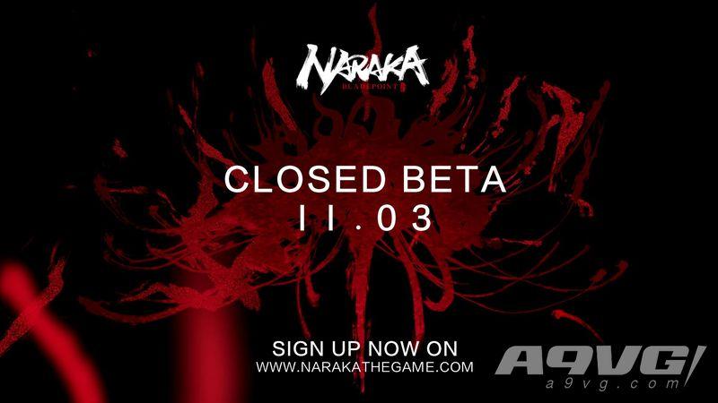 网易武侠竞技游戏《永劫无间》11月3日在北美开启封闭Beta测试