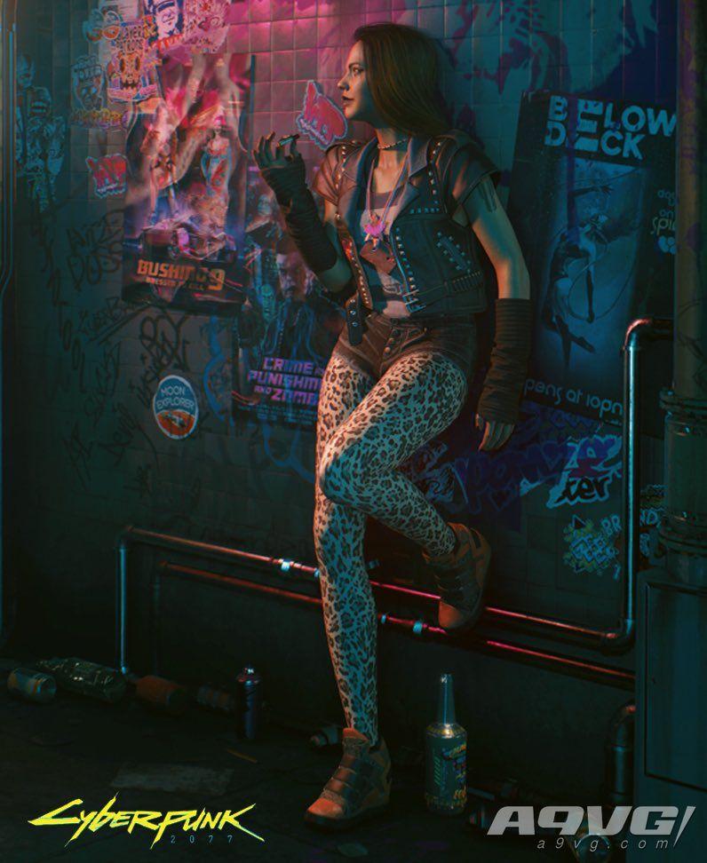《底特律》康纳夫妻宣布参与《赛博朋克2077》配音工作