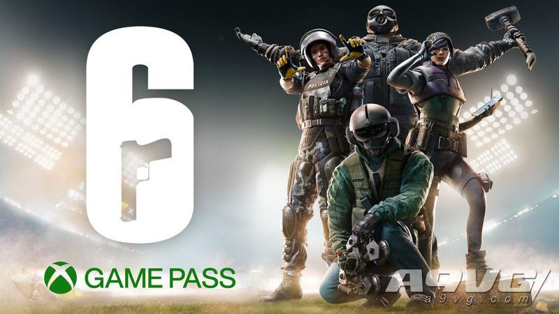 《彩虹六号 围攻》将于10月22日加入Xbox Game Pass
