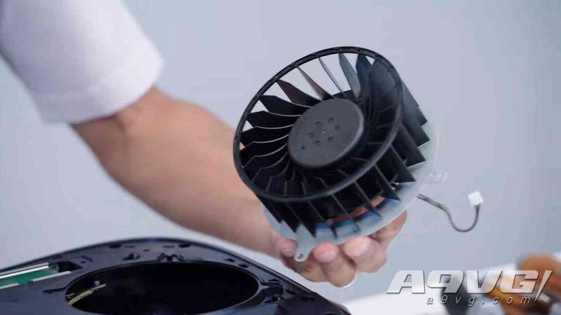 PS5将会通过系统更新优化风扇转速 以应对不同情