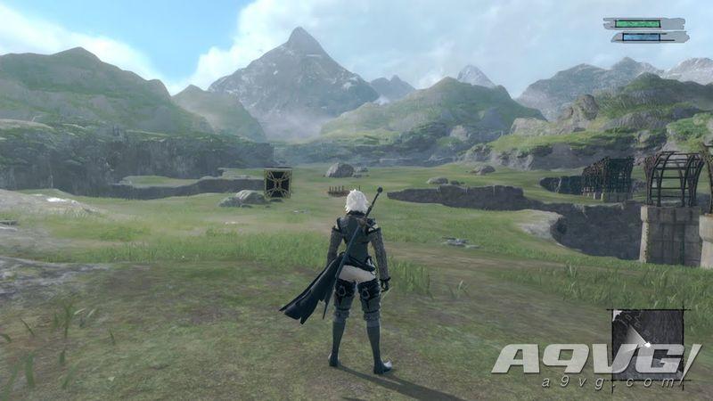 《尼尔 人工生命 升级版》实机游玩影片中文字幕版本公布
