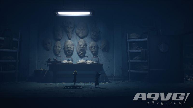 《小小梦魇2》试玩报告:幽邃深处演绎的黑暗童话