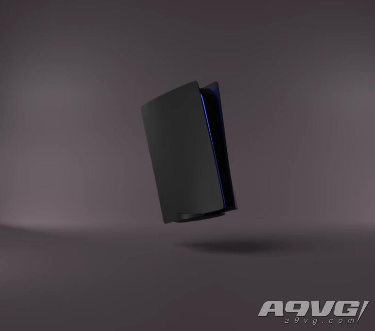 国外网站推出PS5可替换外壳售价39.99美元 包含5种配色