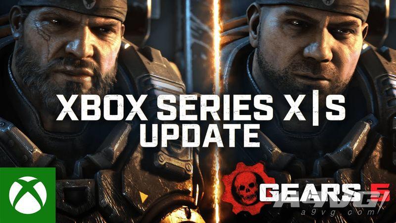 《战争机器5》Xbox Series X