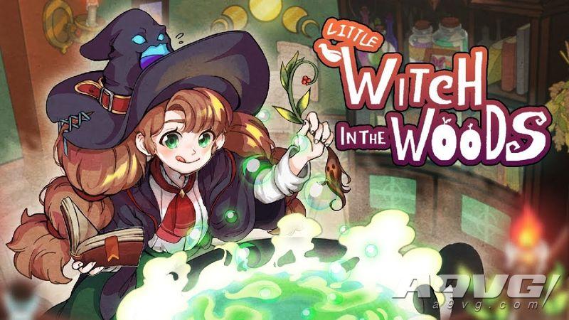 风格可爱的RPG作品《林中小女巫》公开34分钟演示