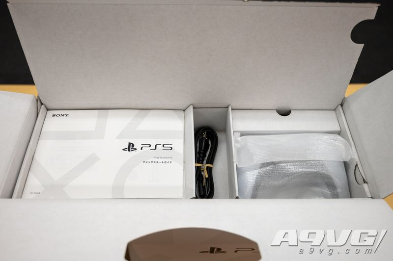 PlayStation 5首发开箱报告 揭开PS5的面纱