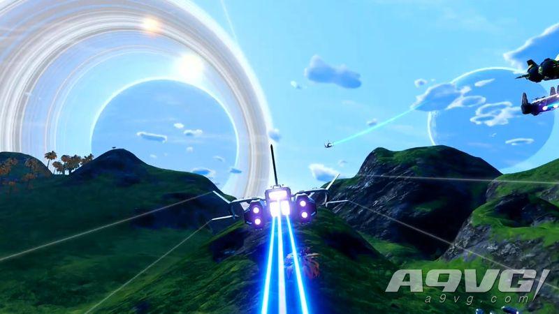 《无人深空》次世代版本宣传视频公开 新增32人大型多人模式