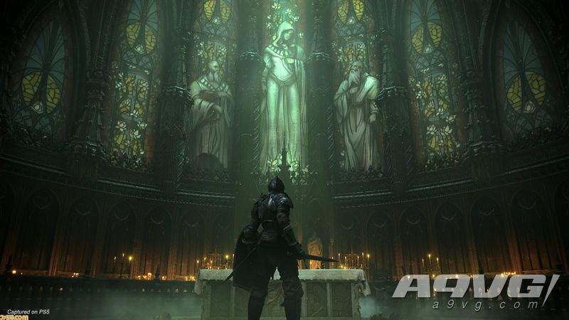 《恶魔之魂 重制版》第二段实机画面宣传片公开 众多细节公开