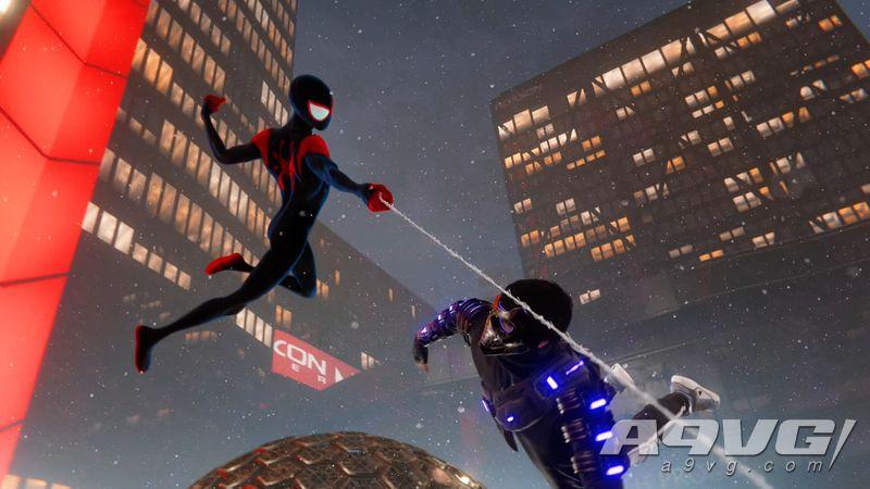《漫威蜘蛛侠 迈尔斯莫拉里斯》联动《蜘蛛侠 平行宇宙》 预购得战衣