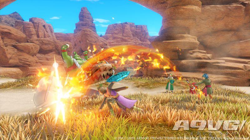 《勇者斗恶龙XI 寻觅逝去的时光S》现已推出超长试玩版