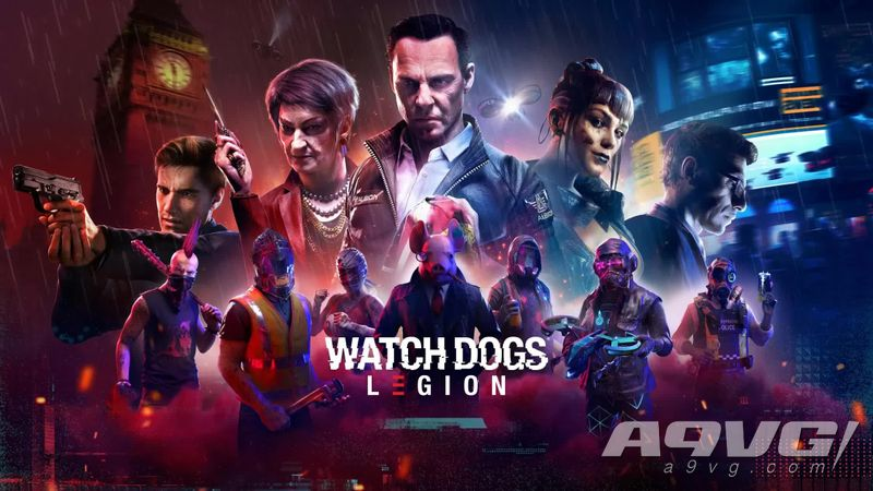 英国实体游戏销量排行榜 《看门狗 军团》首周位于第二