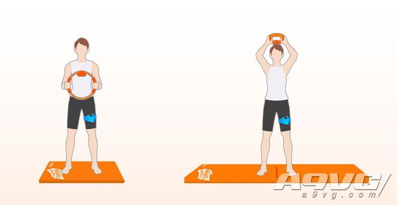 健身环好搭档 HORI官方授权瑜伽垫开箱体验