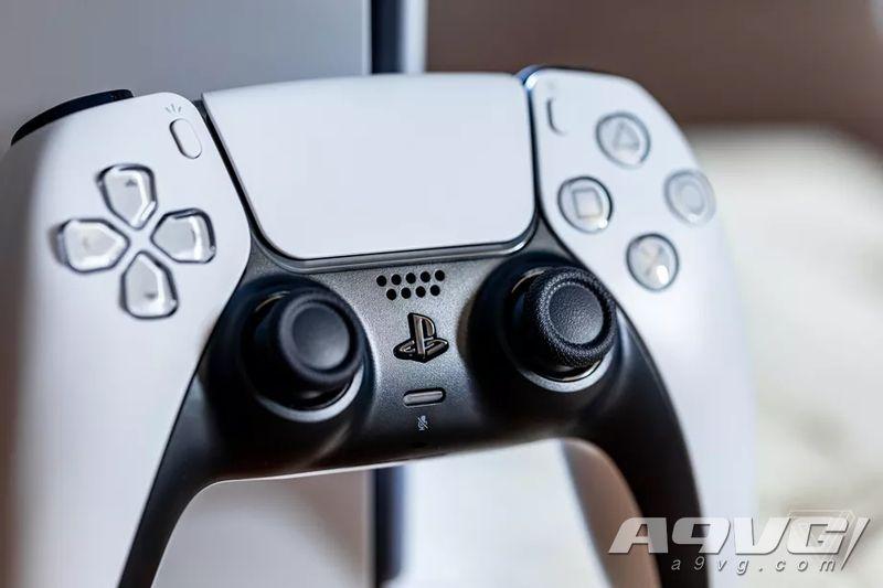 外媒PS5手柄DualSense体验 自适应扳机是最大进化点